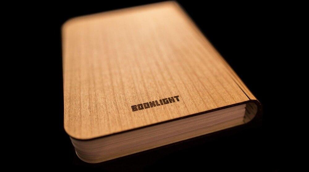 Online Shop Book Shape LED USB Night Light Book Lamp Best Home ...