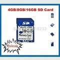 Бесплатная Доставка полной производственной мощности 4 ГБ 8 ГБ 16 ГБ 32 ГБ 64 ГБ 128 ГБ Класс sd 10 32 ГБ sdhc карты памяти secure digital card, высокая скорость!