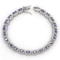 SZ0117 2018 new women crystal stone bracelet ladies fashion jewelry gift