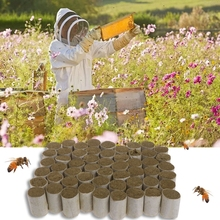 54Pcs/Set Beekeeping Herb Smoke Bee Apiculture Hive Medicinal Herbal Smoker Tool