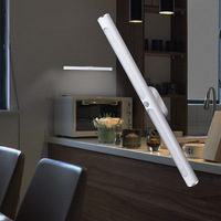 Led cabinet lamp intelligent induction creative night lamp new strange mirror USB lamp