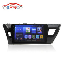 Bway 10.2″ car radio system for Toyota corolla 2014 android 5.1 car dvd player with bluetooth,gps navi,SWC,wifi,Mirror link,DVR