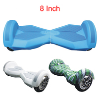 Electric Scooter Silicone Case Protector Waterproof For 8 Hover Board Oxboard 2 Wheels Self Balance Scooter
