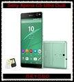 "Sony xperia c5 dual original gsm desbloqueado 4g lte android octa core e5563 ram 2 gb rom 16 gb 6.0 ""13MP WIFI GPS Dropshipping"