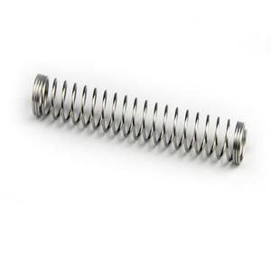 Image 1 - 100 PCS Atacado Personalizado Pequena Caneta Esferográfica Molas de Compressão de Aço Inoxidável Com Preço Baixo