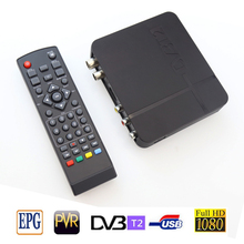DVB T2 Tuner MPEG4 DVB-T2 HD Compatible TV Receiver W/RCA/HDMI PAL/NTSC H.264 Auto Conversion box For RUSSIA/EUROPE/THAILAND
