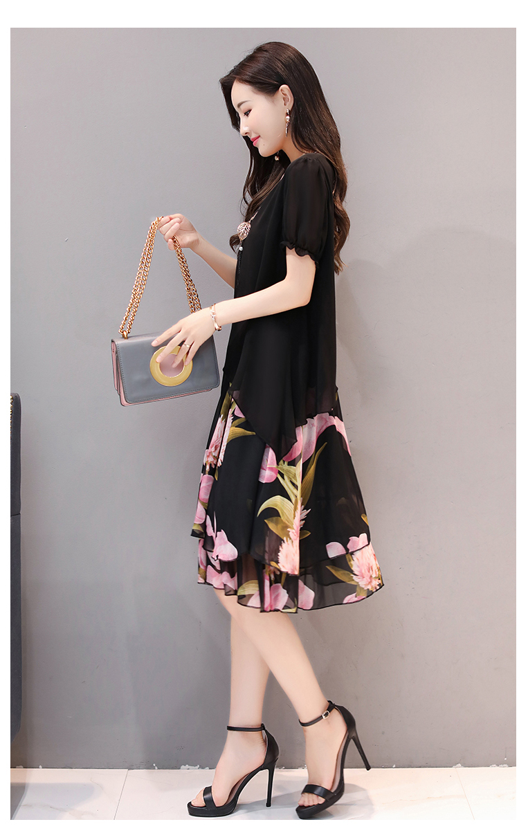 5e259b0d059 HTB1RkHhekfb uJkSne1q6zE4XXap - Dresses Of The Big Sizes Women Clothing  2019 New Spring Summer Style korean