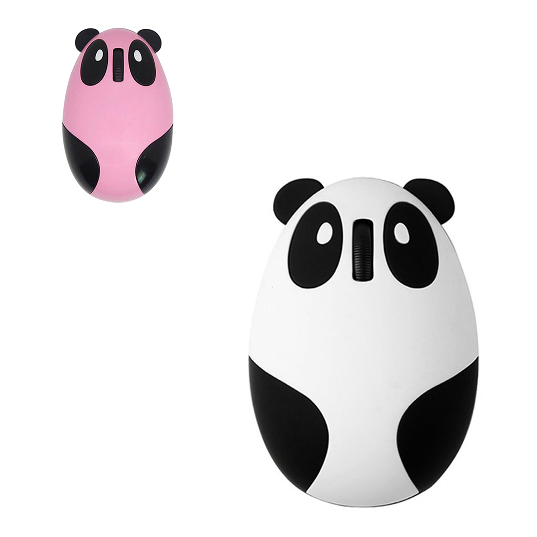 Etmakit High Qunity 2.4GHz Wireless Optical Panda Computer Mouse for Win/Mac/Linux/Andriod/IOS