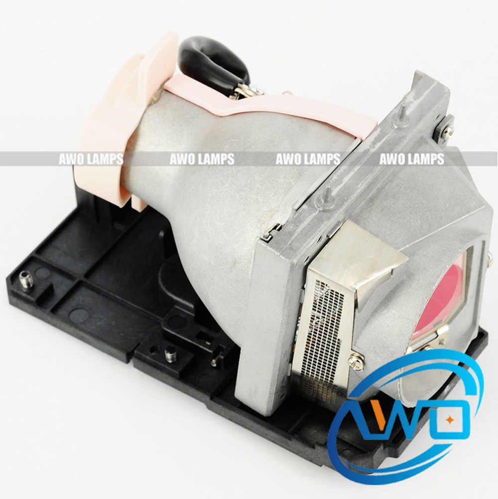 AWO LCD Replacement Projector Lamp EW766 EW766W EX765 EX765W TX765W TW766W with Housing for BL-FU280B SP.8BY01GC01 awo high quality projector lamp sp lamp 078 replacement for nfocus in3124 in3126 in3128hd