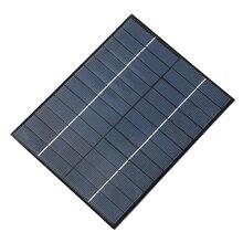 5.2W 12V Monocrystalline Silicon Epoxy Mini Solar Panel Solar Module System Solar Cells Battery Universal Phone Charger