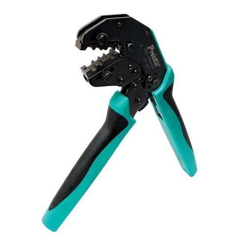 Pro'skit CP-371 replacement formula effort Ratchet Crimping ( without die ) xkai 14pcs 6 19mm ratchet spanner combination wrench a set of keys ratchet skate tool ratchet handle chrome vanadium