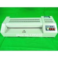 1pcs A3 laminator hot and cold lamintor laminating machine 320 hot laminator hot machine