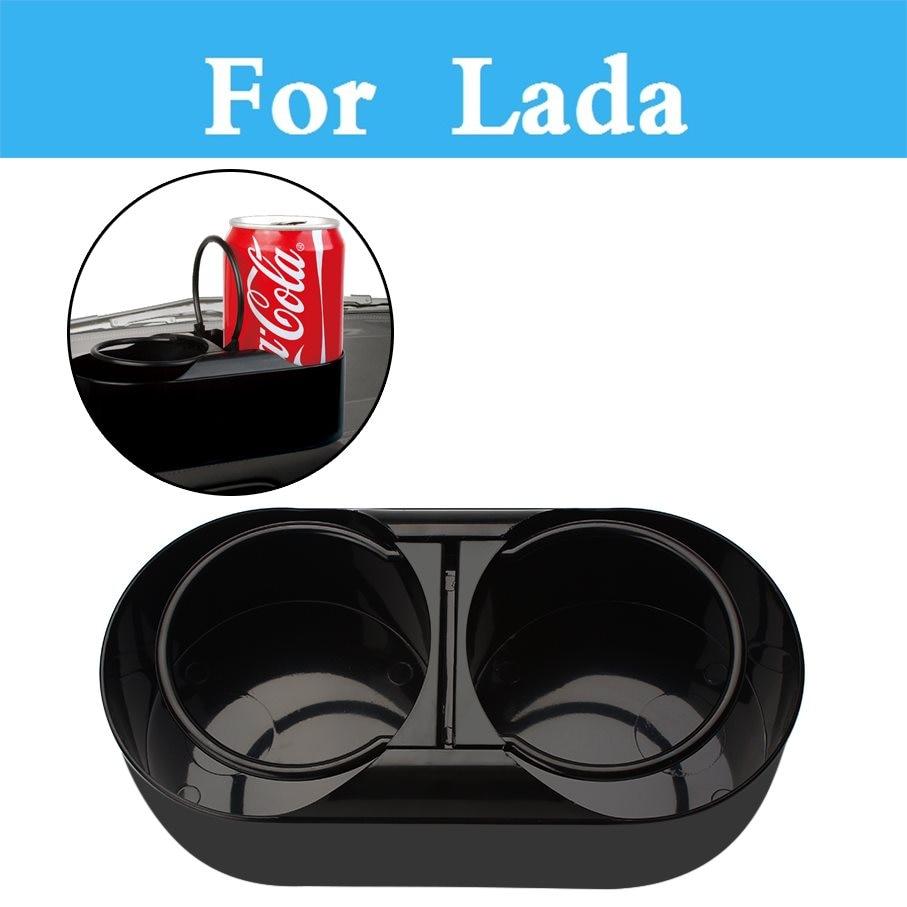 Portavasos para coche Bebida Botella de agua Soporte para soporte de soporte para Lada 1111 Oka 2105 2106 2107 2109 2110 2112 2113 2115
