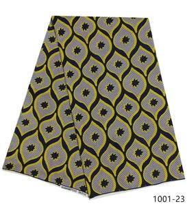 Image 3 - 2019 najnowsze 6 jardów wzory typu african wax kente tkanina gorąca sprzedaży afrykańska ankara wosk tkaniny 100% wosk poliestrowy drukuje dla party1001