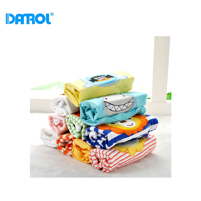 6M-24M-5Pcslot-Cotton-Baby-Top-Tees-T-Shirts-O-Neck-Short-Sleeve-Baby-Tops-Clothes-Carton-Print-Kids-Boy-Girl-Clothes-DR0146-4