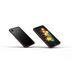 """Image 2 - Huawei Honor Chơi 6.3 """"Huawei Honor Chơi Ốp Lưng Bảo Vệ Vỏ Nhôm Cao Cấp Sang Trọng Gọng Kính Kim Loại Huawei Honor Chơi COR L29 bao Da"""