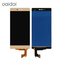 LCD Display Touch Screen For Huawei P8 Mobile Phone Digitizer Assembly Replacement Parts With Tools Free