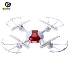 Huanqi 897C 2.4G 4CH 6-Axis Gyro RTF Télécommande Quadcopter Auto Retour Drone Jouet Sans Tête Modèle RC Hélicoptère dron