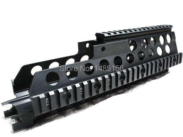 HK G36/G36C Handguard Quad Rail System הר פרופיל נמוך-משלוח חינם