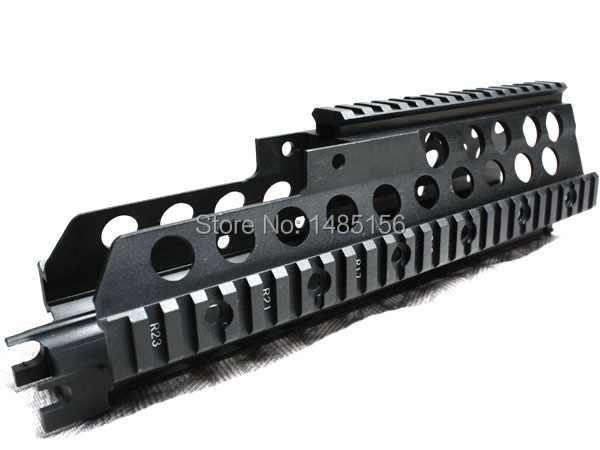 HK G36/G36C Handguard Quad Rail System Mount Low Profile  - Free Shipping