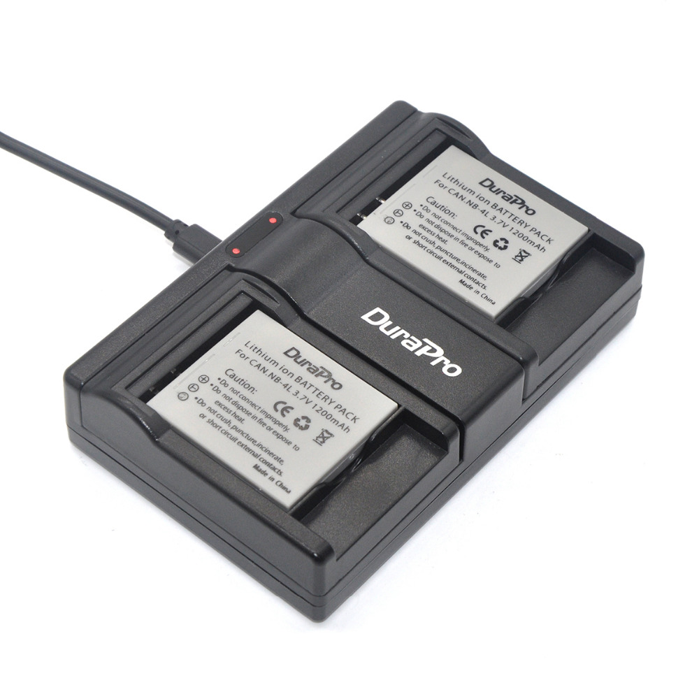 2pcs Nb-4l Nb 4l Nb4l Li-ion Camera Battery +dual Usb Charger For Canon Ixus 60 65 80 75 100 I20 110 115 120 130 Is 117 220 225 High Quality And Inexpensive