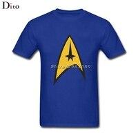 Star Trek T Shirt Men Man S Swag Custom Short Sleeve Boyfriend S Big Size Couple