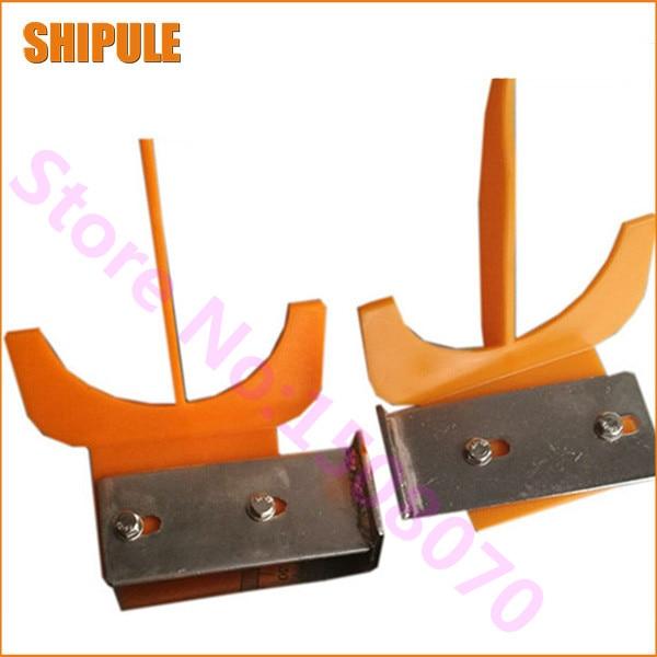 2000E-2 electric automatic orange juicer peeler parts 2 pcs commercial orange juicer peel remover parts