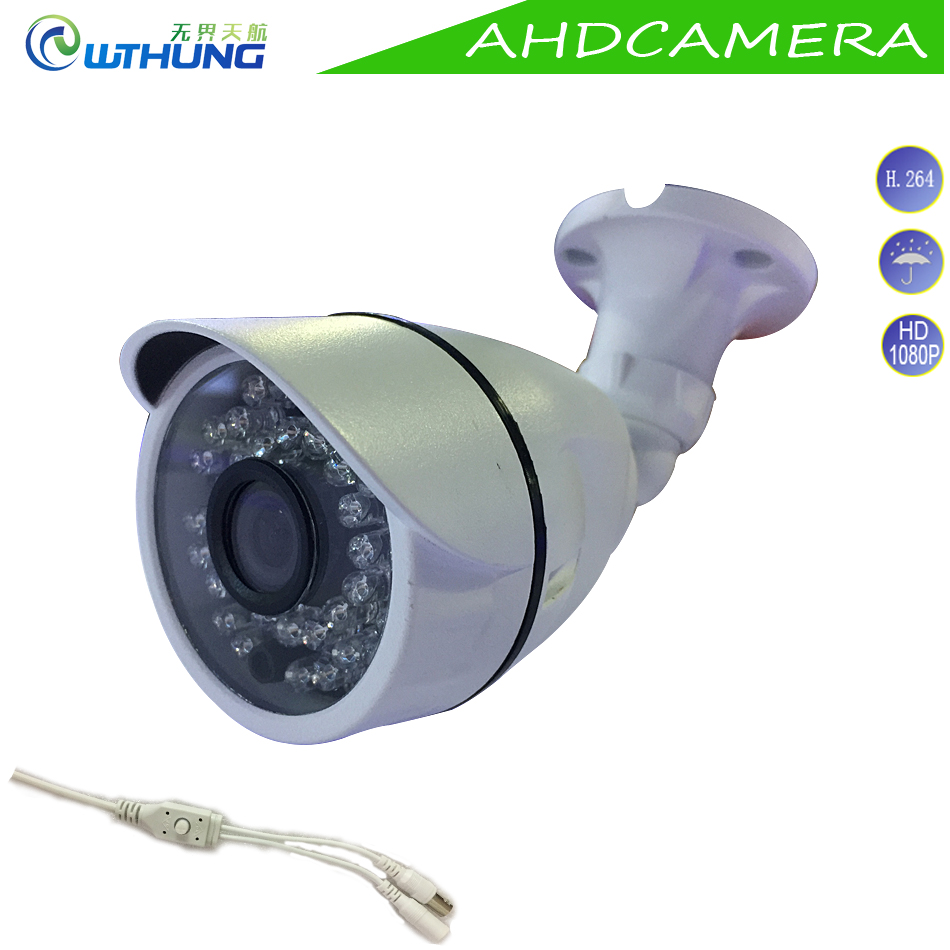 New 1080P AHD Camera 3MP Sony323 CMOS 4 in 1 OSD Motion Cam outdoor waterproof IR Night Vision for security cctv montior cameras ...