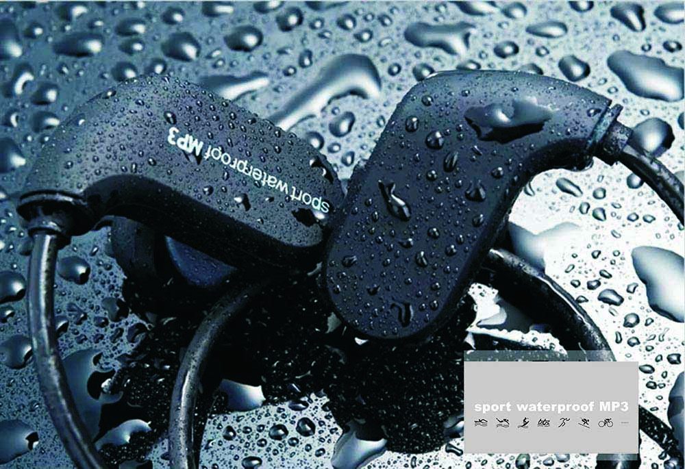 0827 waterproof MP3 earphone 1 (9)
