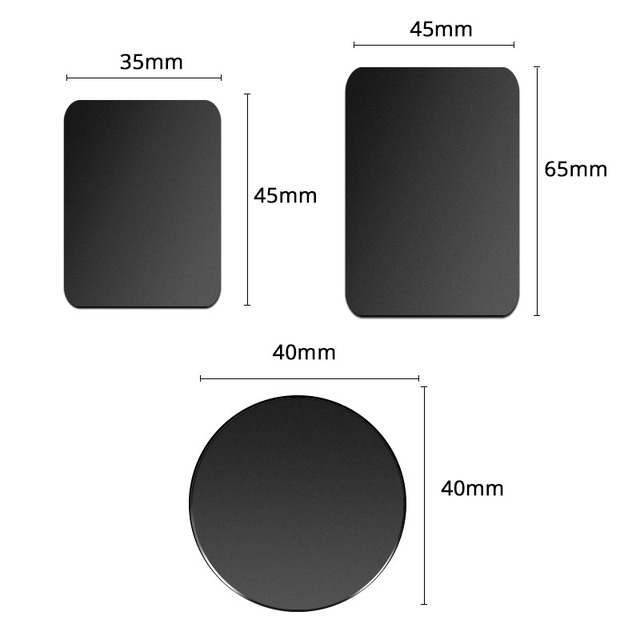 Magnetic Plate For Phone.
