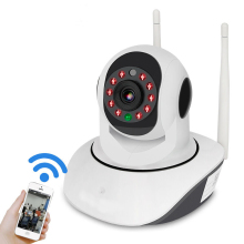 1280*720P IP NETWORK WIFI HD SECURITY CCTV CAMERA PTZ IR-CUT IPROBOT3  SD H.264