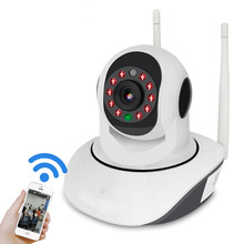 1280*720P IP NETWORK WIFI HD SECURITY CCTV CAMERA PTZ IR-CUT IPROBOT3 SECURITY SD H.264