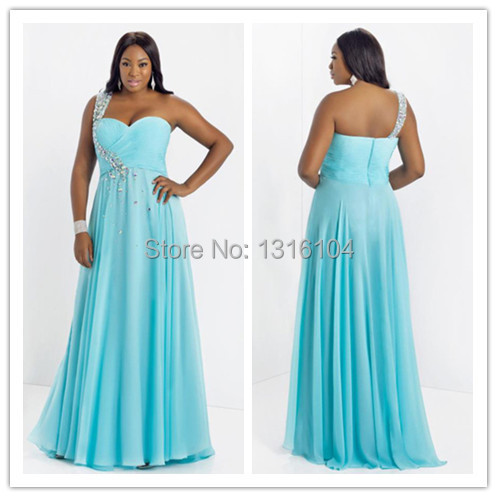 High Quality Full Figure Formal Dresses-Buy Cheap Full Figure ...