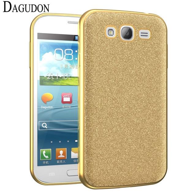 best website 3786e 1fbe7 US $1.95 45% OFF|DAGUDON Case For Samsung Galaxy Grand Neo Plus Case  Glitter Bling silicone Phone cover For Samsung Galaxy Grand Neo i9060  i9060i-in ...