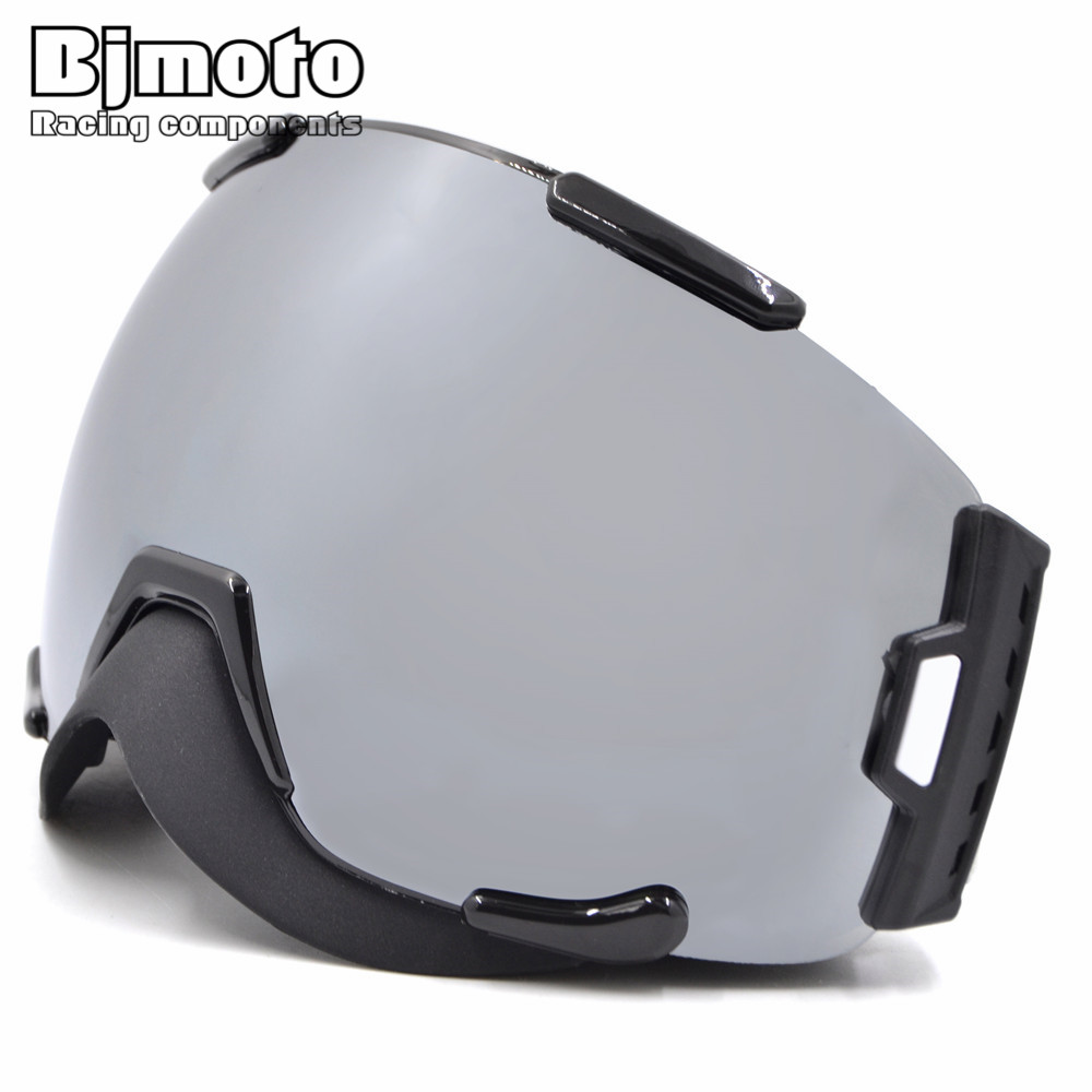 MG-023 Mens Womens Skiing Eyewear Double Layer Large Snow Goggles compatible Protection Anti Fog Ski Googles