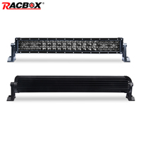 Ledbar offroad 5D 22inch 200W LED Light Bar Curved Straight Work Lamp Headlight waterproof for autoTruck 4x4 4WD ATV SUV 12V 24V