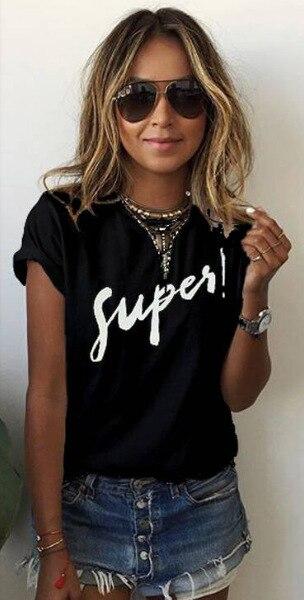Women'S T Shirt Supes...