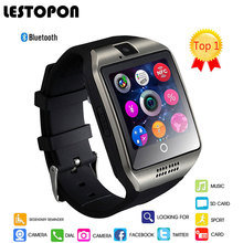 LESTOPON Bluetooth Smart Watch Phone Fashion Smartwatch With Pedometer Dial Call Sleep Monitoring Wrist Watches For Android IOS