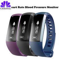 Leegoal обновления Bluetooth M2 M2S Смарт Браслет фитнес трекер крови Давление оксиметр Шагомер Смарт часы IOS