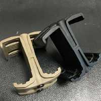 M4 elektrische wasser pistole kugel clip parallel gerät doppel spielzeug zubehör 1pc farbe zufällig