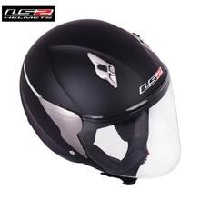 ФОТО ls2 of559 open face motorcycle jet helmet casco moto capacetes de motociclista scooter helmets casque moto helm kask
