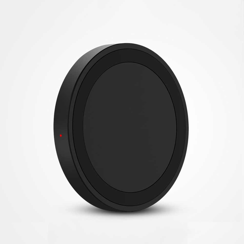 مصغرة العالمي تشى شاحن لاسلكي شحن الطاقة الوسادة للهاتف المحمول ل فون 8 X لسامسونج S10 S8 Note9 s9