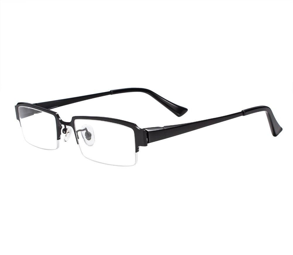Reinem Titan Bussiness Mens Brille Rahmen Halbrand Brillen Klare ...
