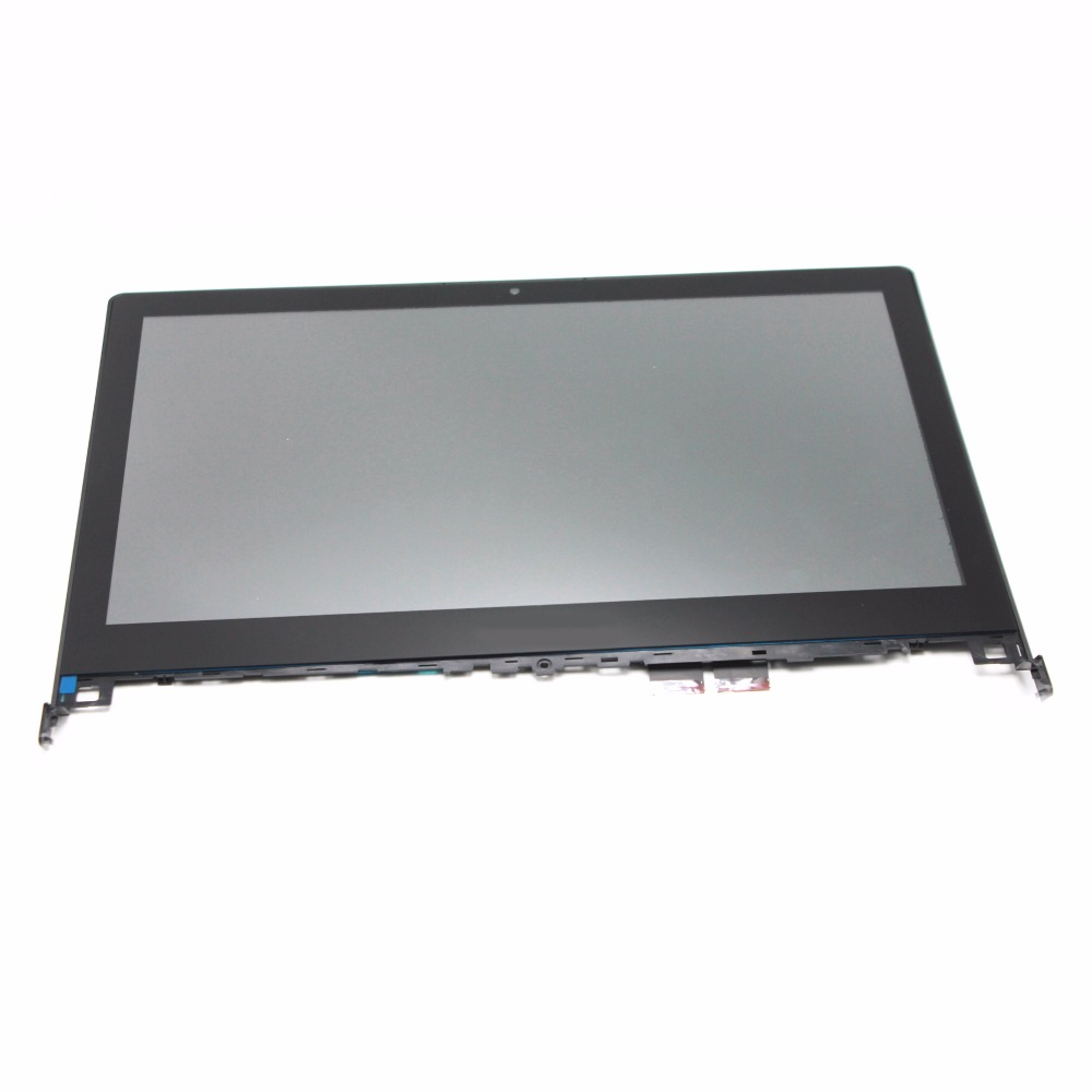 цены  14'' New Full LCD Display Panel Touch Screen Glass Digitizer Touchpads Assembly + Frame For Lenovo Flex 2-14D Flex 2 14 20404