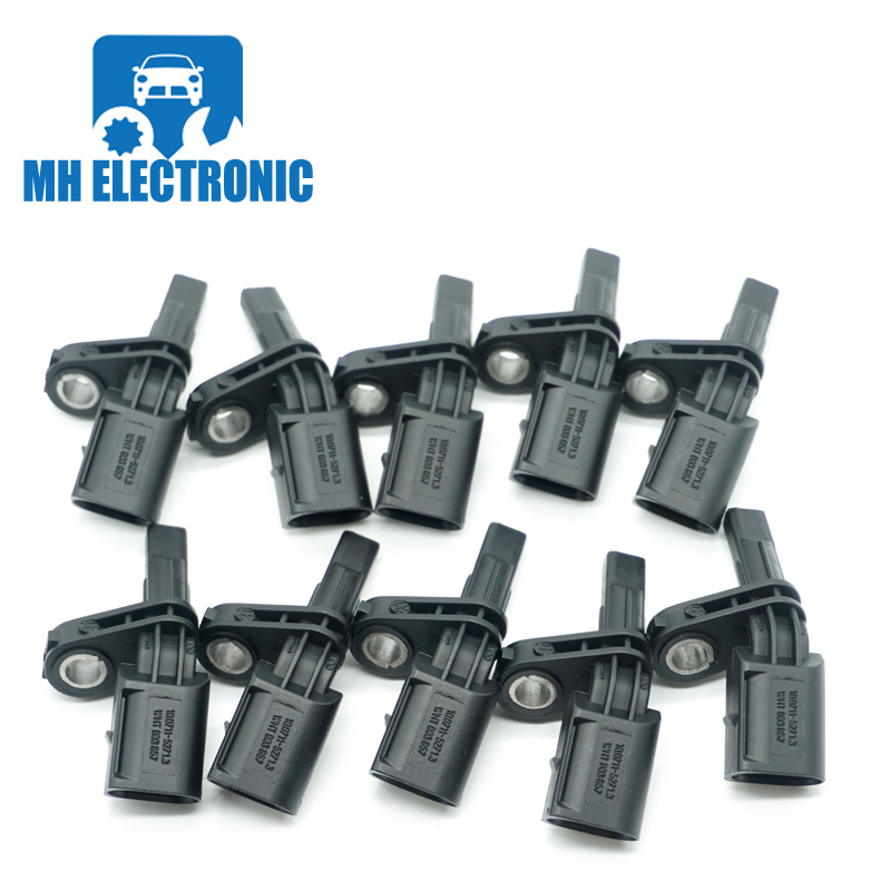 MH ELECTRONIC 10pcs lot WHT003857 ABS Wheel Speed Sensor For Audi A3 Q3 TT for Volkswagen