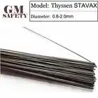 GM Fili per Saldatura Thyssen STAVAX di (0.8/1.0/1.2/2.0mm) fili per Saldatura TIG & riparazione Stampo argon Saldatura Filo T012067