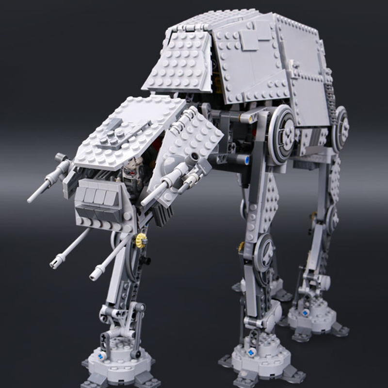 Lepin 05051 Star Wars AT-AT building bricks blocks Toys for children Game Compatible with Decool Bela 75054