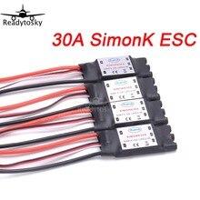 30A Simonk ESC с BEC для F450 S500 S550 RC Quadcotper вертолет