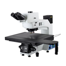 WF-12R D.I.C. Differential Interference Microscope, Metallurgical Microscope, Trinocular Microscope