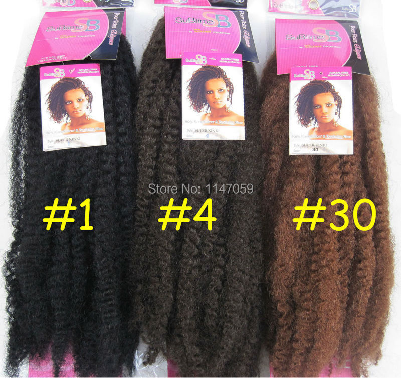 Free Shipping 3pcs Lot Marley Twist Braid Syntetic Fiber Hair Extension 36inches Braiding 80g On Aliexpress Alibaba Group